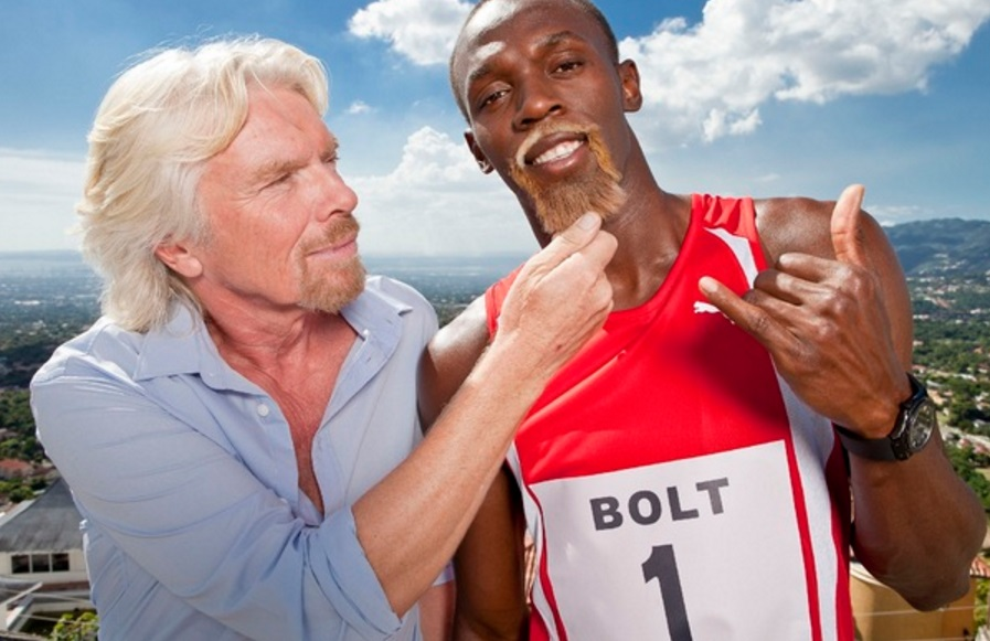 bolt with virgin