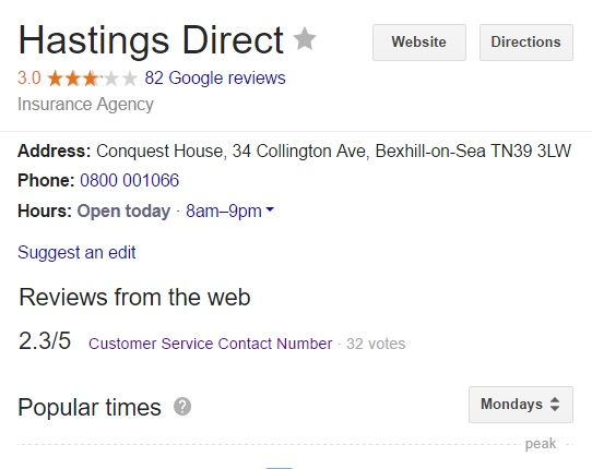 hastings-direct-contact-info