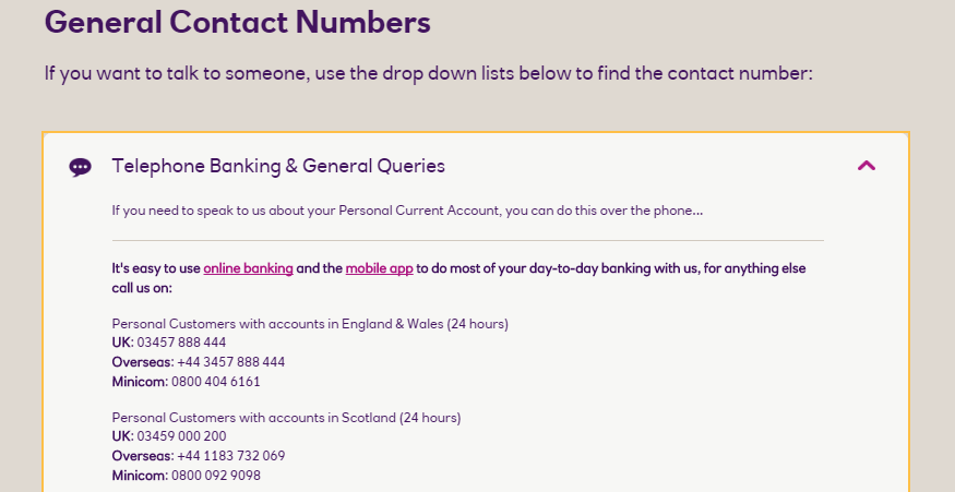 Natwest customer service conatact phone number help 0845 697 0255 netwest reheart Images