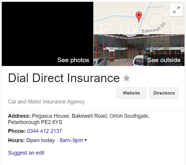 contact dial direct