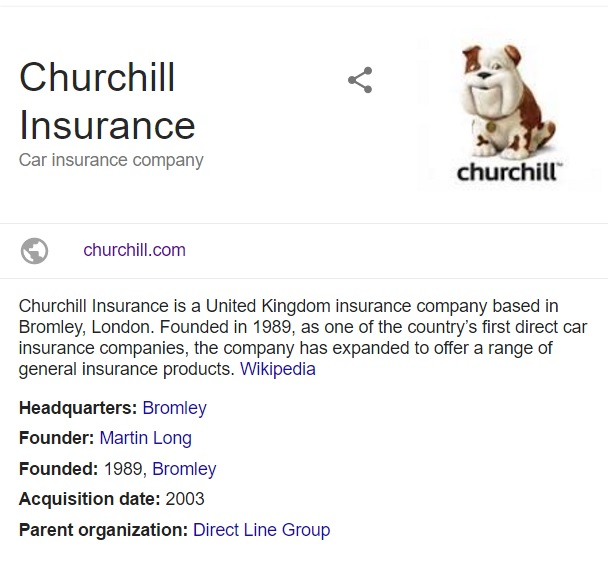 churchill insurance uk contact