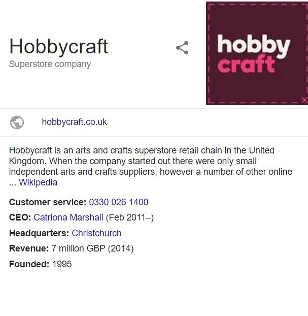 contact hobbycraft