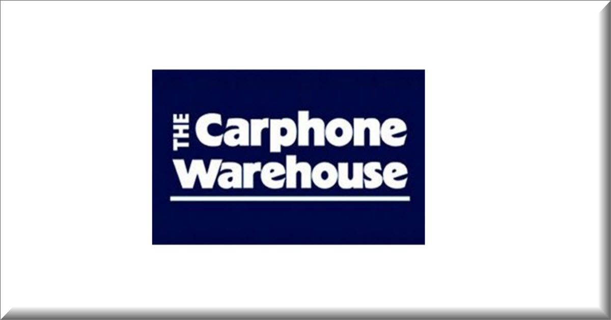 Carphone Warehouse Phone Numbers