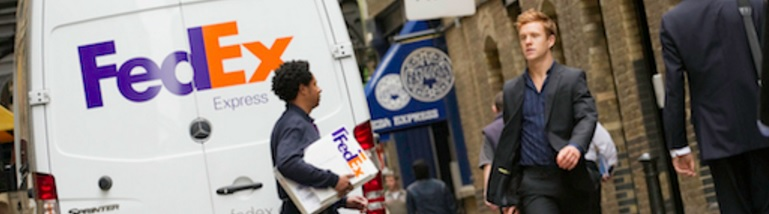 fedex uk small business