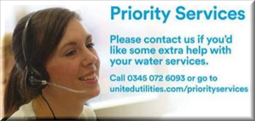 united-utilities priority service