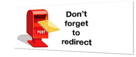 redirect mail