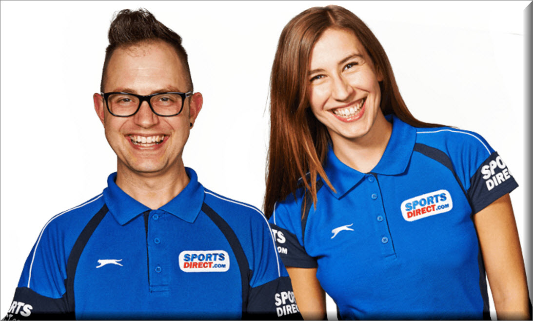 sports-direct workers