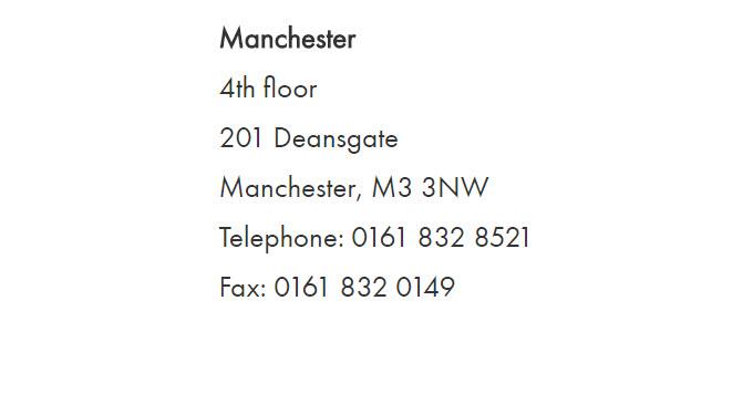 AIG Manchester