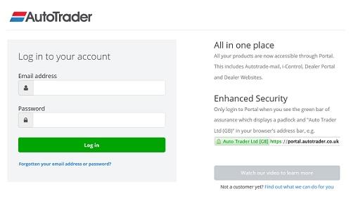 Dealer Support Helpline at Autotrader UK