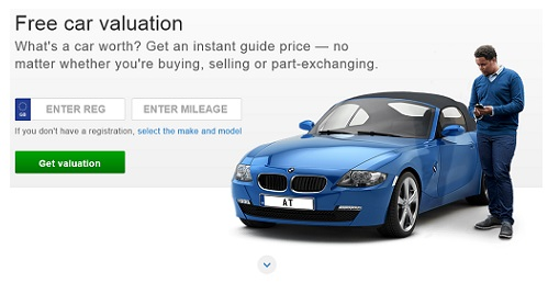 Used Car Valuation at Autotrader UK