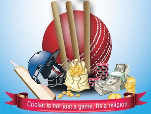 Cricket Betting at Betfair