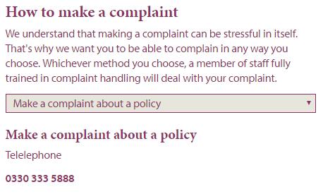 diamond insurance complaints