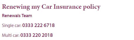 diamond insurance automatic renewal