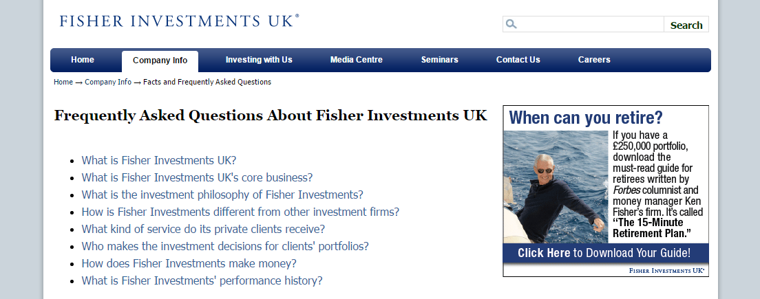 fisher investments uk faq