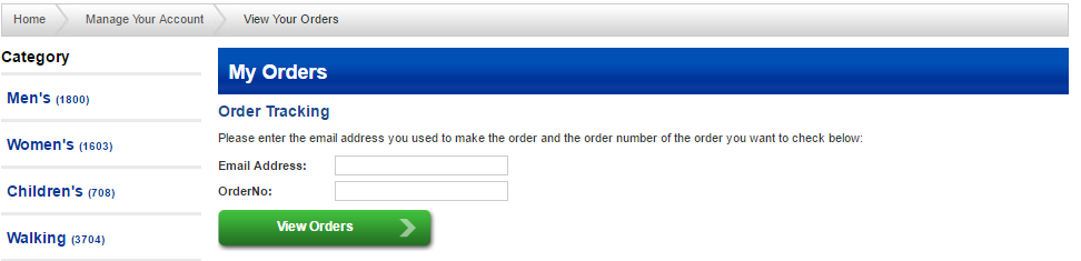 Go Outdoors Track My Order