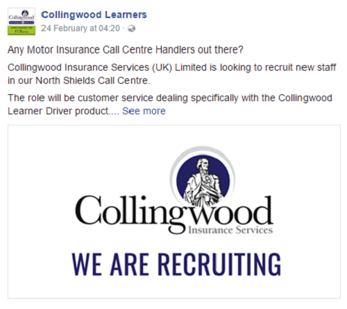 Collingwood_jobs_on_Facebook