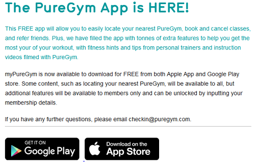 PureGym_mobile_apps_download_page