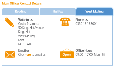 covea_west_malling_office_contact_information