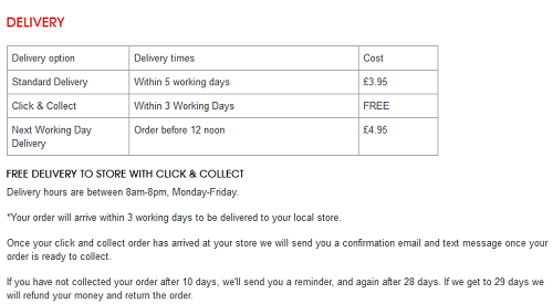 delivery_schedules and fees