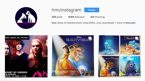 instagram_page_of_HMV