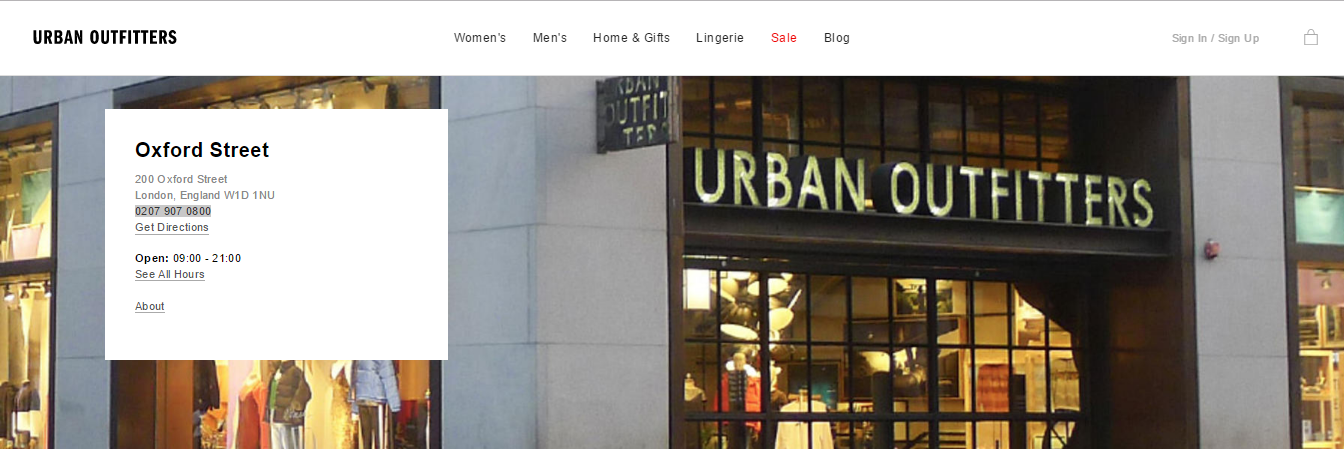 urban outfitters head office