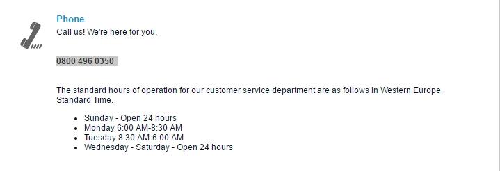vistaprint customer service