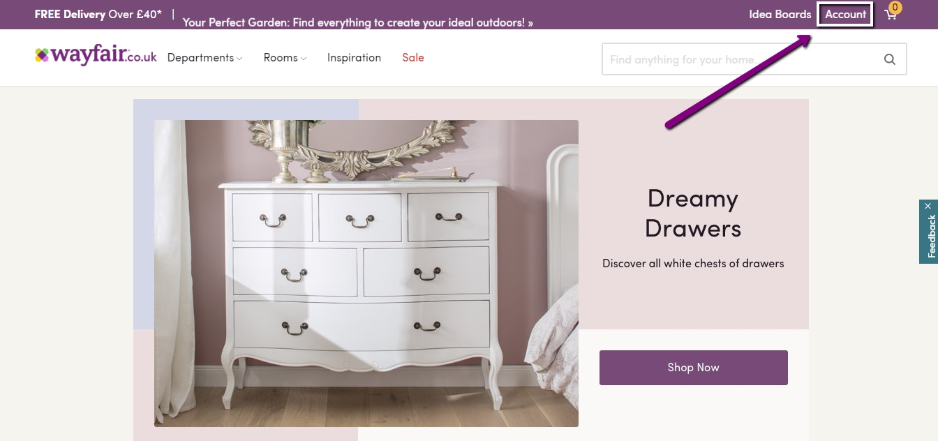wayfair cancel order