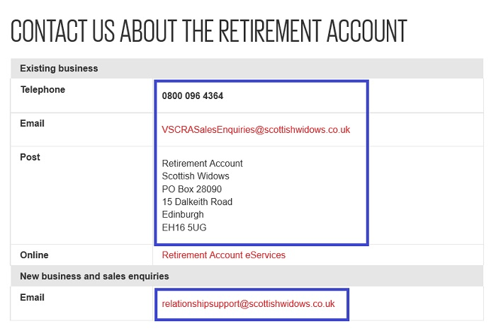 Retirement_Account_contact_information