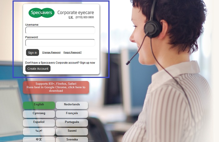 Specsavers_Corporate_Eyecare_login
