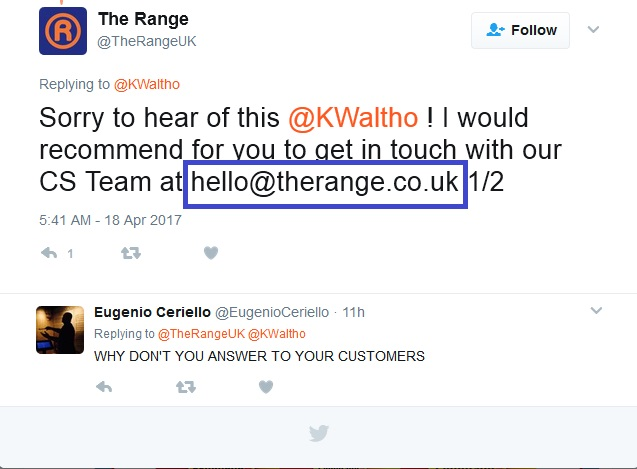 The_Range_Tweet email address