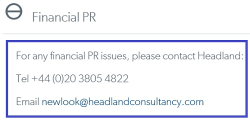 financial_PR_contact_information