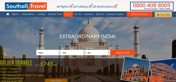 holiday_India_free_number