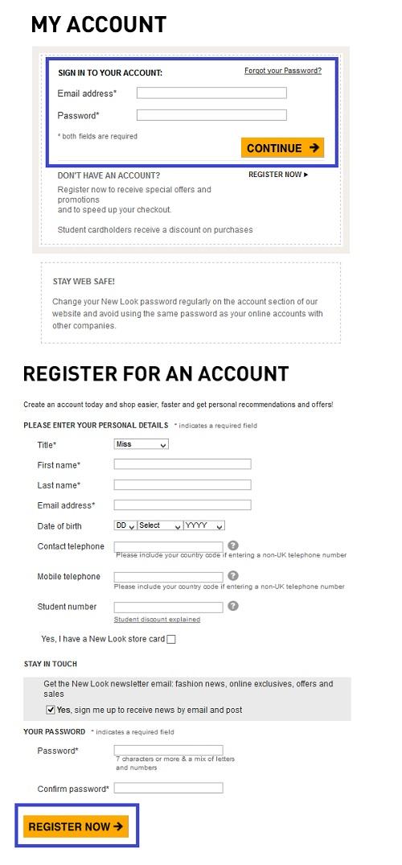 sign_in_to_New_Look_website