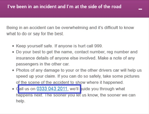 1st_Central_accident_claims_contact_number