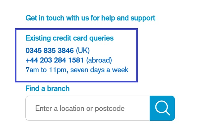 TSB_Existing_Credit_Card_Queries