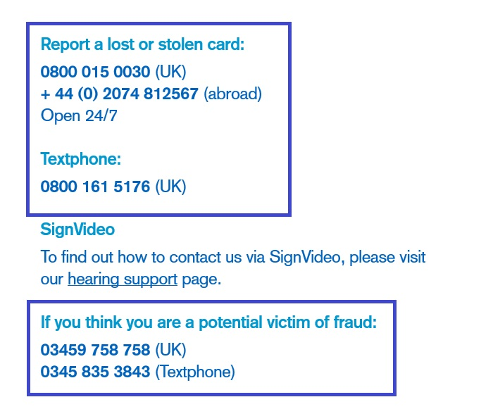 TSB_Report_Lost_or_Stolen_Cards