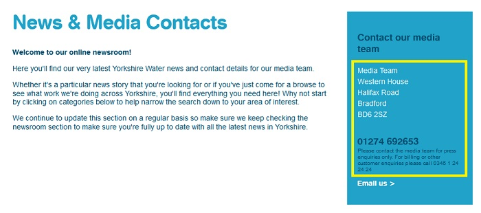 Yorkshire_Water_News_&_Media_Contacts
