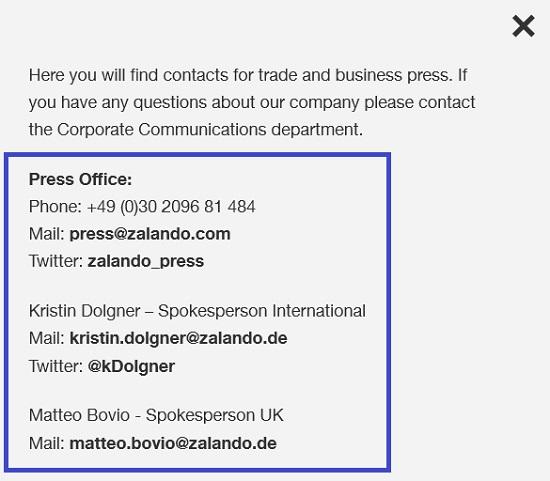 Zalando_corporate_communication_number