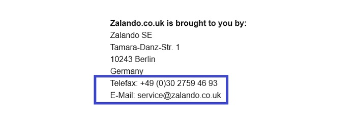 Zalando_corporate_telefax_number
