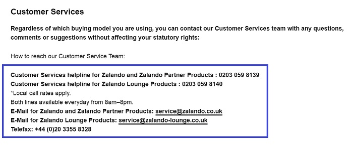 Zalando_customer_service_contact_number