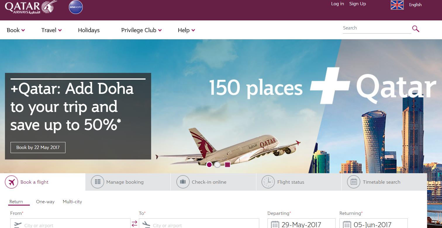 qatar main_page