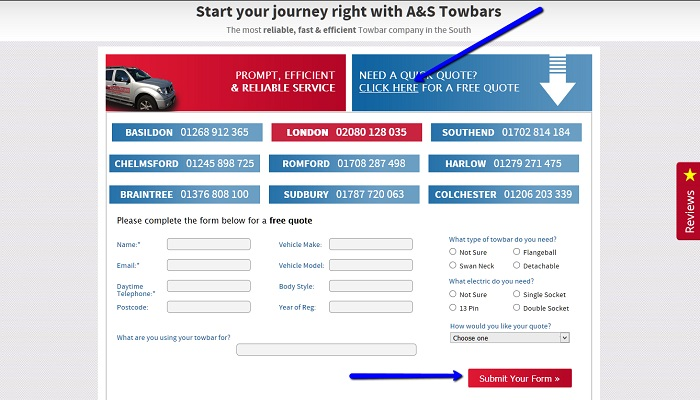A&S_Towbars_Free_Quote
