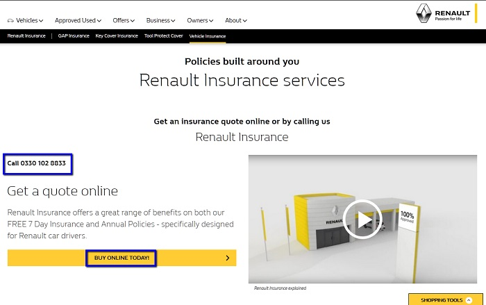 Renault_insurance_sales_and_renewals_contact_number